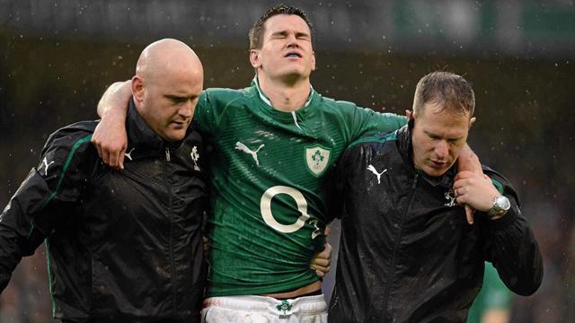 L'Irlande affaiblie contre les Bleus