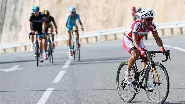 Froome résiste à Contador