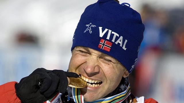 Бьорндален будет тренировать Белоруссию на Олимпиаде