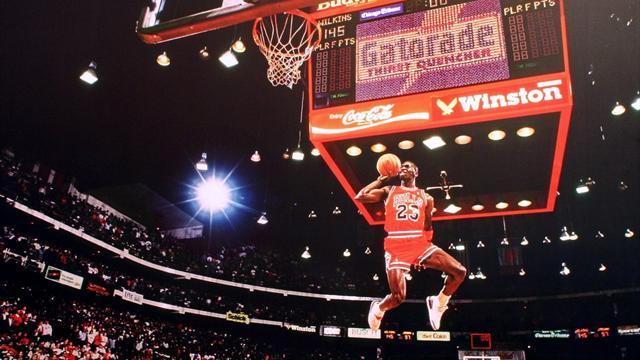 Slam Dunk Contest 1988:le seul titre que Michael Jordan ne méritait peut-être pas