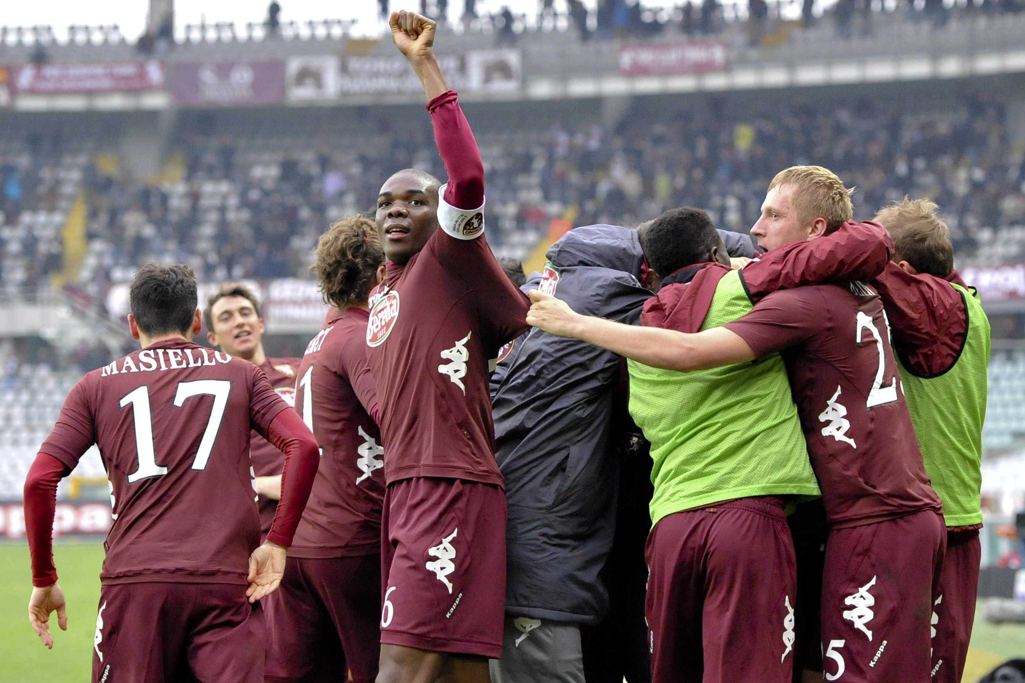 Serie A 2012/13, Torino-Atalanta, Ogbonna (AP/LaPresse)