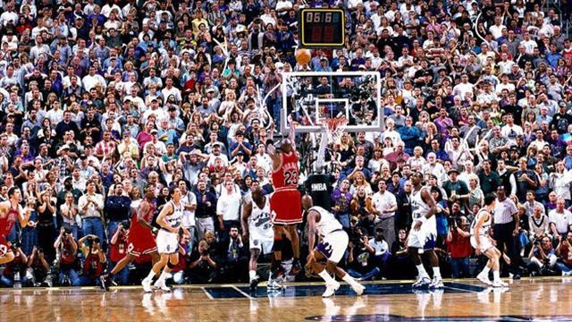 """""""The last shot"""" : Il y a 20 ans, Jordan signait le tir le plus """"clutch"""" de l'histoire"""