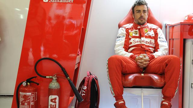 """Alonso : """"Nous battre avec les leaders"""""""