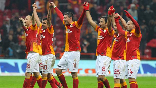 Galatasaray 3-1 Kopenhag maç özeti izle