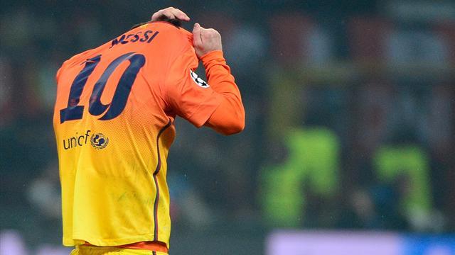 Messi n'a pas existé