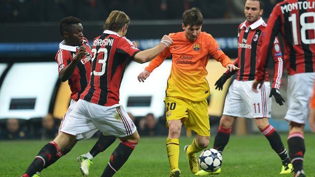 Milan ne devrait pas trembler, mais...