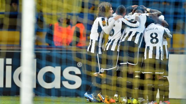 Krul heroics help Newcastle reach last 16