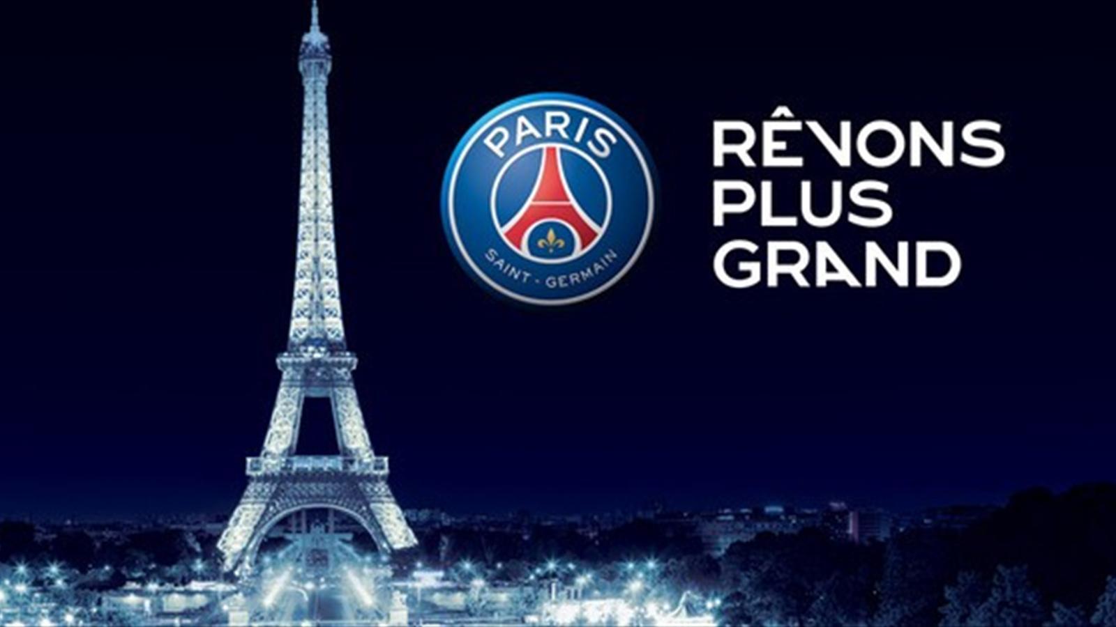Ligue 1 le psg d voile son nouveau logo ligue 1 2012 - Saint de glace 2018 ...