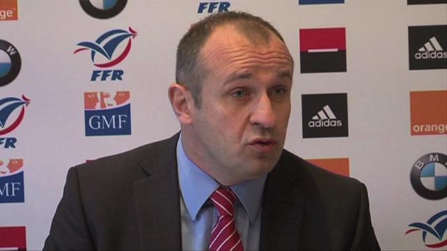 """Saint-André: """"Michalak sera dans les 23"""""""
