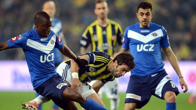 Fenerbahçe - Kasımpaşa / ÖZET