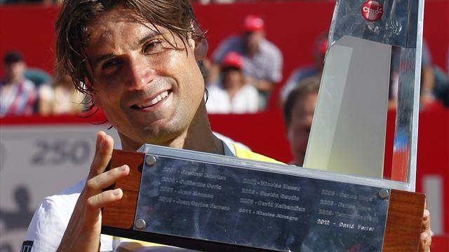 В погоне за Надалем и Альмагро. Феррер защитил титул в Аргентине