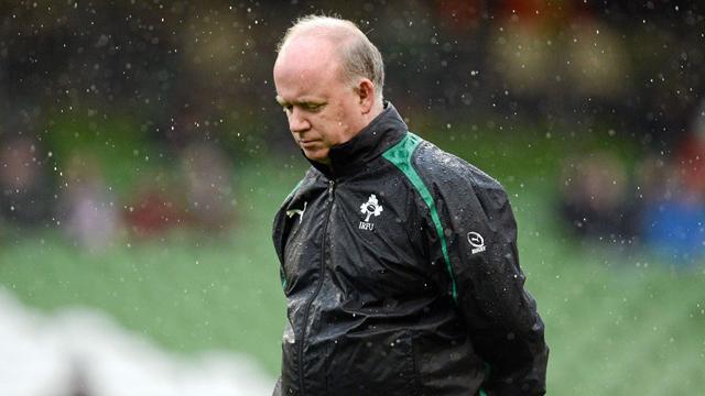 Irlande: Kidney menacé, Schmidt évoqué