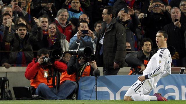 Ronaldo a éclipsé Messi