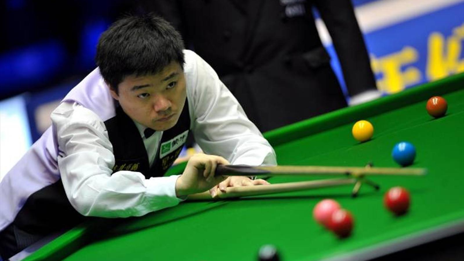 Watch and bet on the haikou world open qualifying matches today
