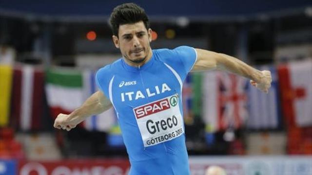 Daniele Greco recupera in tempo per Zurigo?