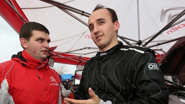 Kubica disputera quatre épreuves en 2013