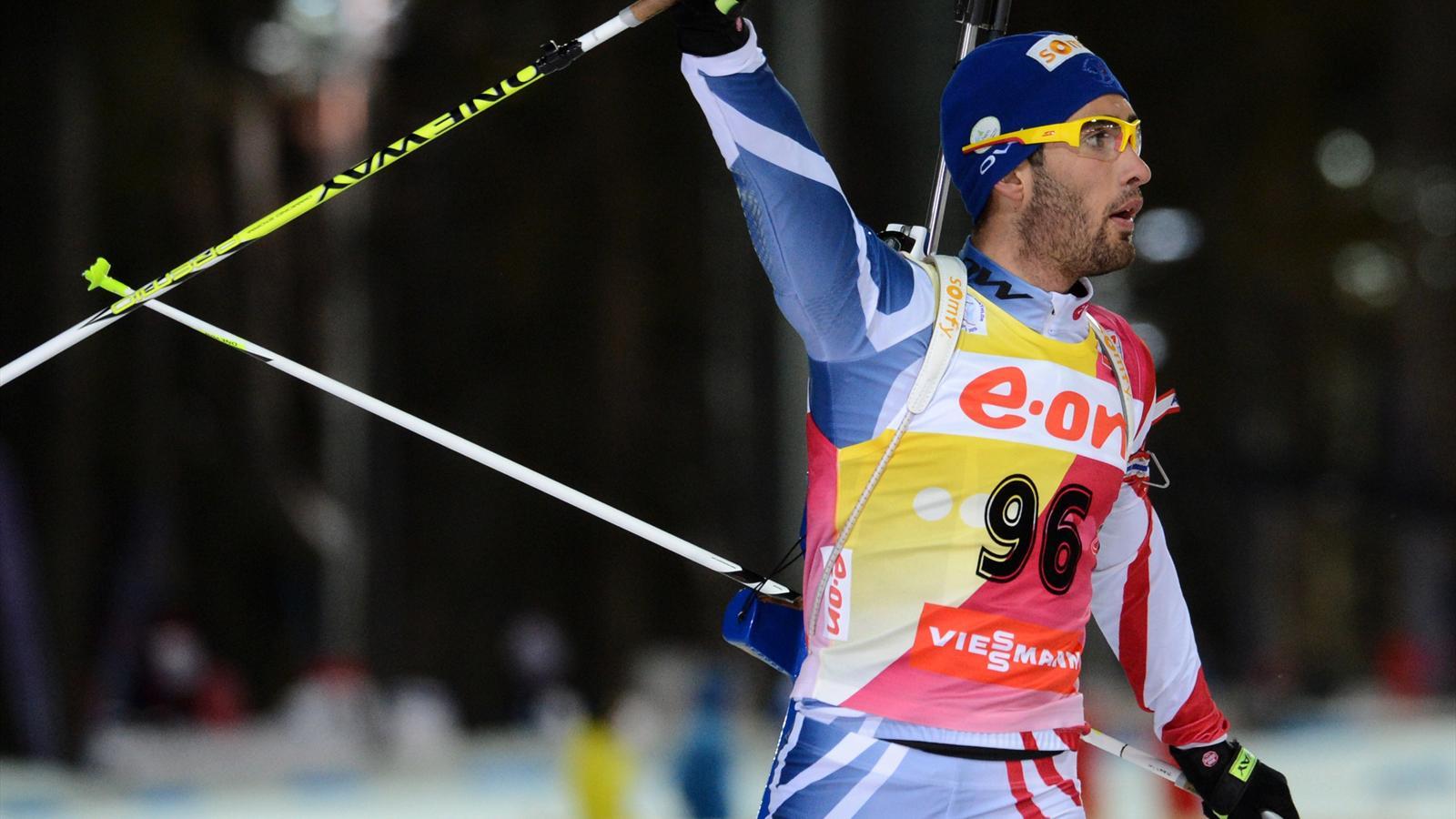 Coupe du monde de biathlon 2013 deuxi me grand globe - Classement coupe du monde de biathlon ...