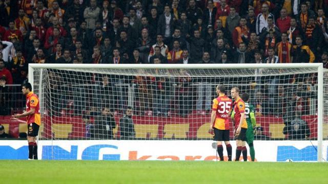 Galatasaray - Gençlerbirliği / ÖZET