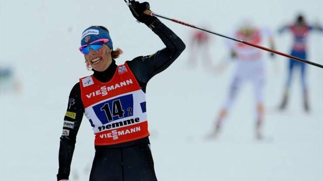 Randall and Joensson win sprint World Cup titles in Lahti