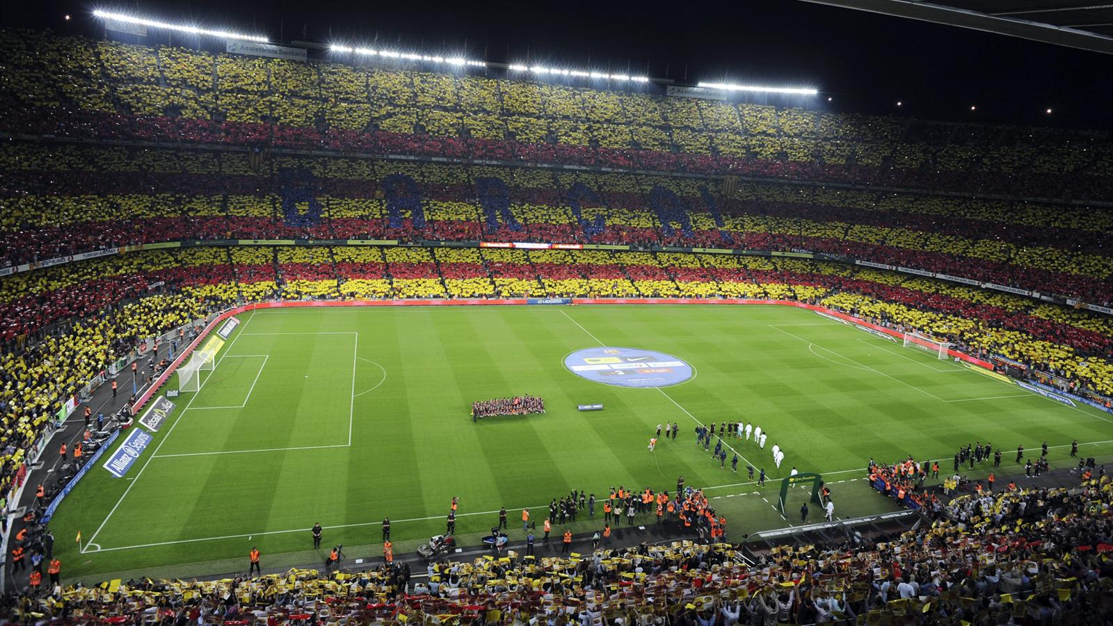 Barcelona v Athletic Bilbao cup final to be played at... Camp Nou - Liga 2011-2012 - Football ...
