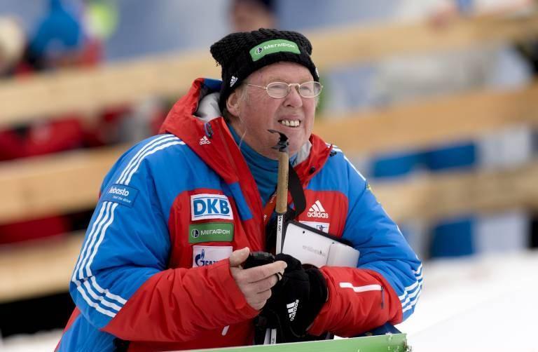 Бывший главный тренер женской сборной России Вольфганг Пихлер