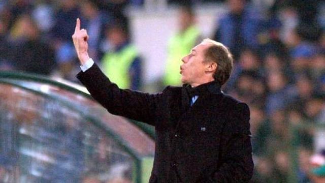 Sensini dimite en Colón tras perder con el equipo del Papa