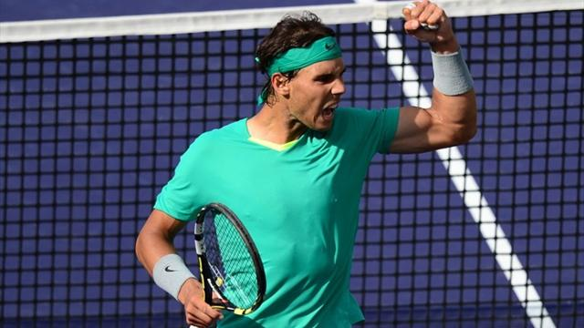 Nadal, les cinq stats bluffantes de son retour
