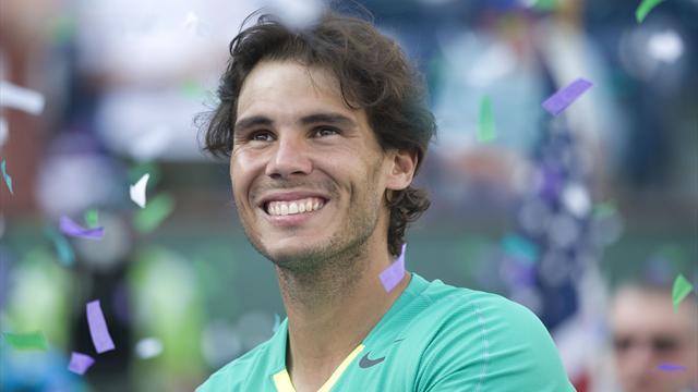 """Nadal: """"Dans ces moments-là, tu te souviens de tous les bas"""""""