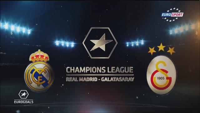 Евроголы. «Реал» – «Галатасарай»