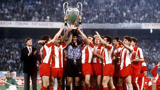 Le football, autre victime des guerres de l'ex-Yougoslavie