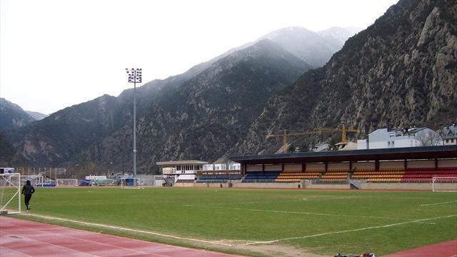 Haritada bir nokta: Andorra