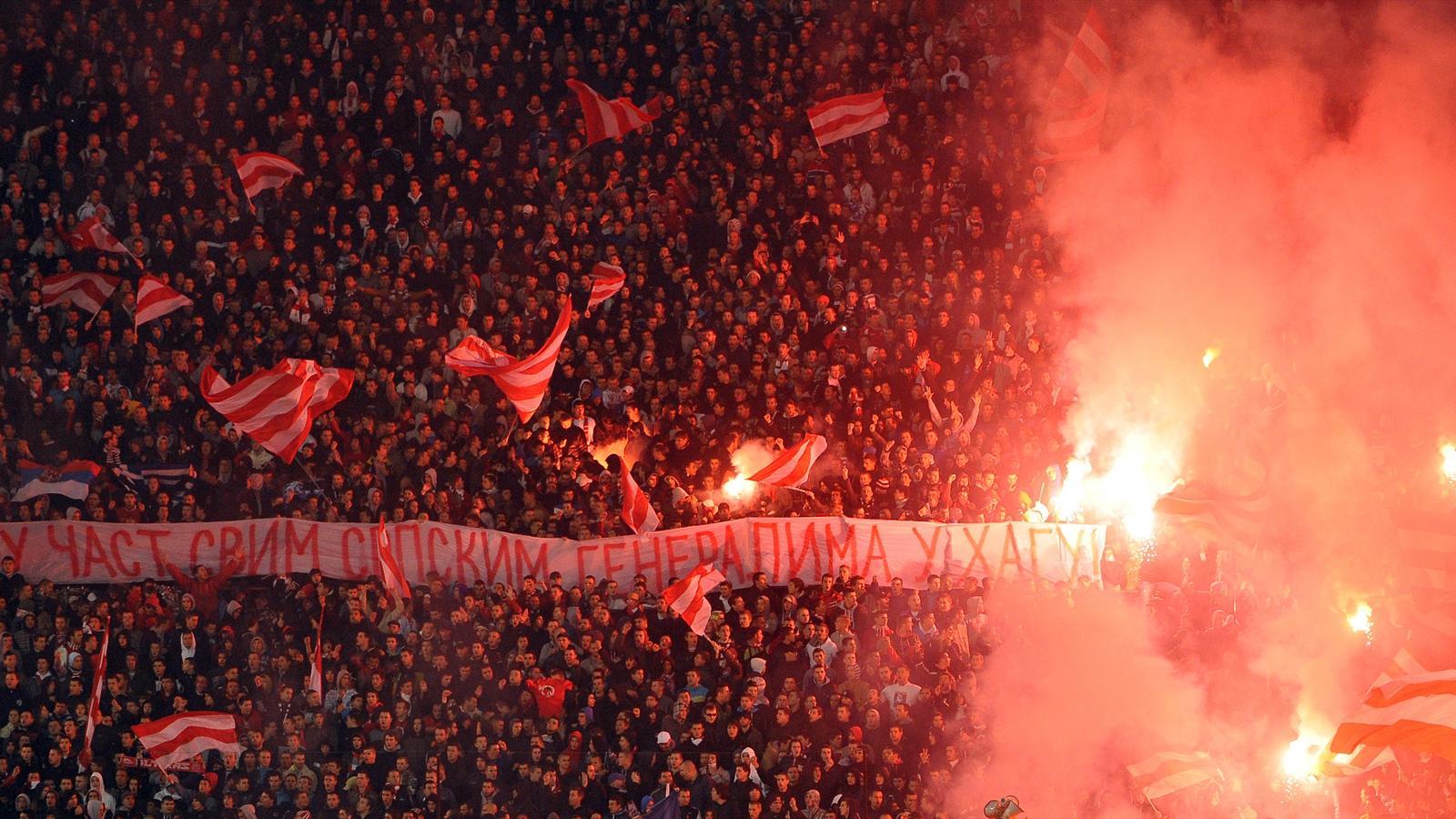 Partizan Win Troubled Belgrade Derby As 92 Fans Arrested
