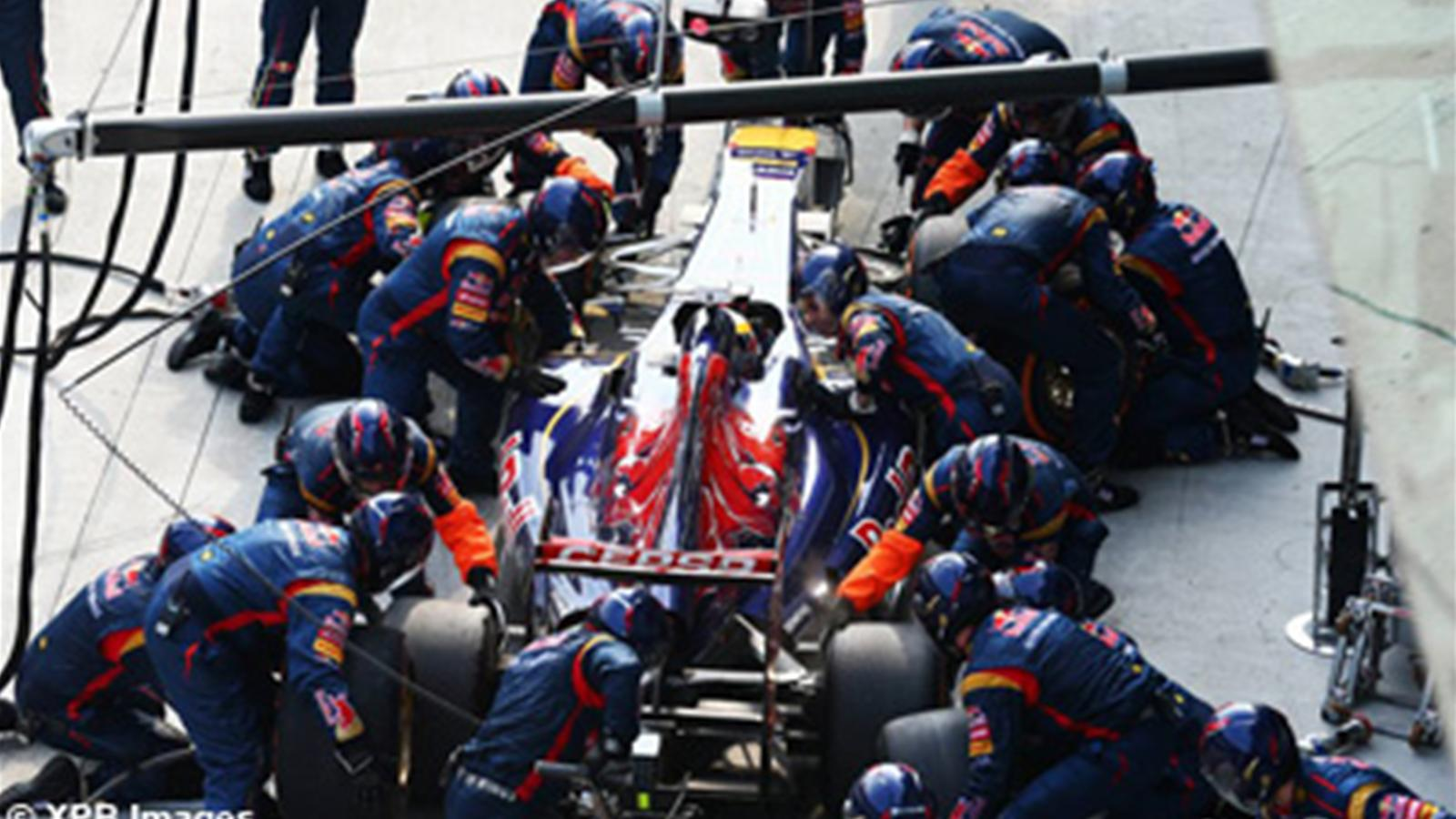 Lourde amende pour toro rosso formule 1 eurosport - Formule vitesse de coupe ...