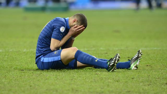 Benzema n'a toujours pas été libéré