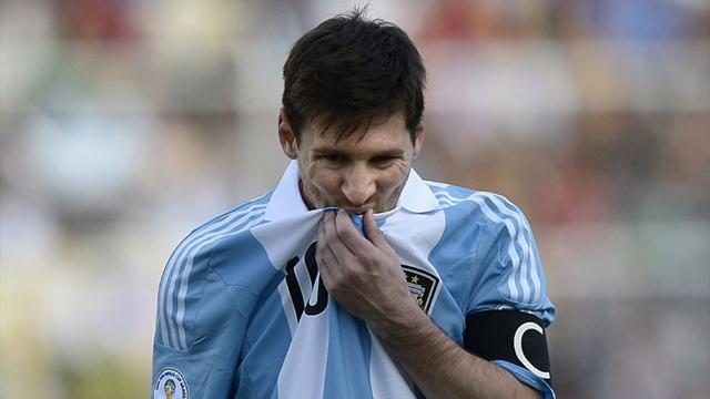 Argentina:Passarella, via fascia a Messi