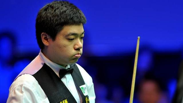 Ding overcomes Robertson in India
