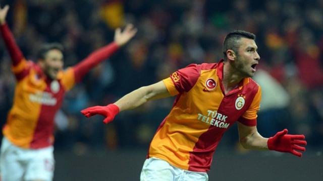 Galatasaray-Büyüksehir: Burak Yilmaz avisa al Madrid (2-0)