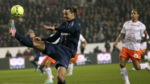 PSG - Montpellier (1-0) : Lanalyse statistique - Ligue 1 2012.