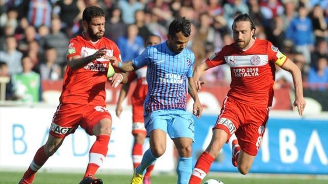 Trabzonspor-Antalyaspor / ÖZET