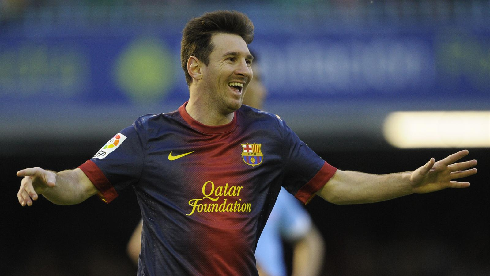 2012-13, Liga, Barcelona, Leo Messi