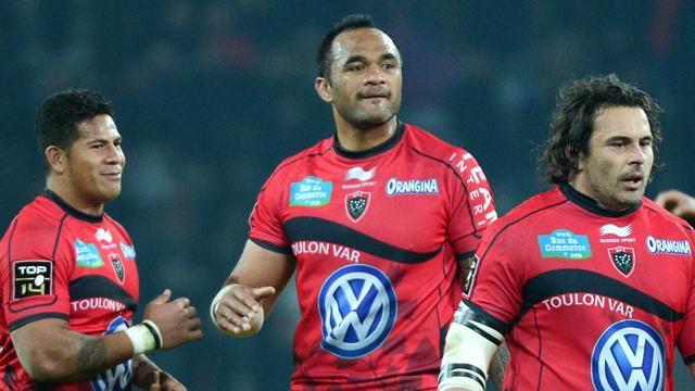 Une semaine avec... le Rugby Club Toulonnais