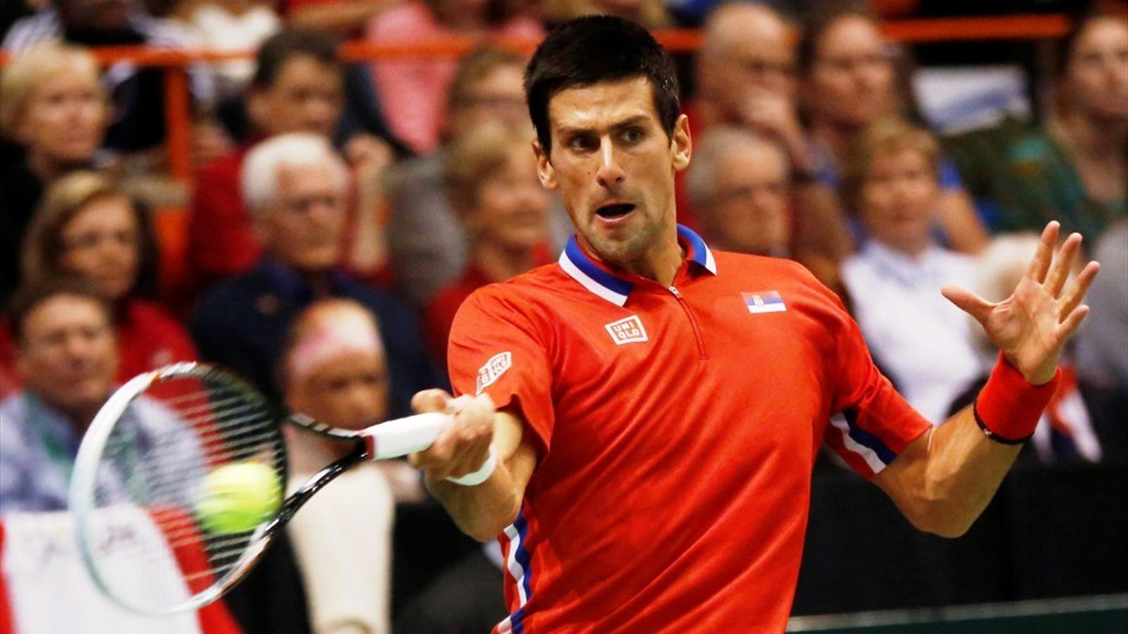 serbien st 228 lls mot schweiz i f 246 rsta rundan 2014 tennis