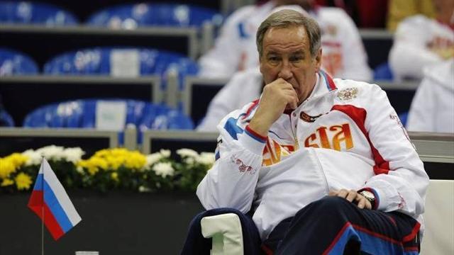 Тарпищев: «Если Сербия выиграет Кубок Дэвиса, будем считать, что мы вторые»