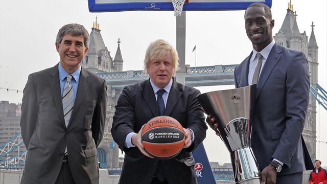 Mensah-Bonsu: London will get a Euroleague team