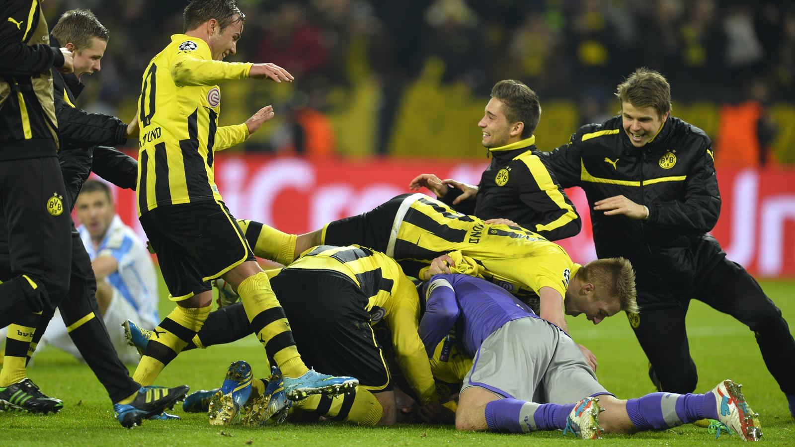 Dortmund Malaga