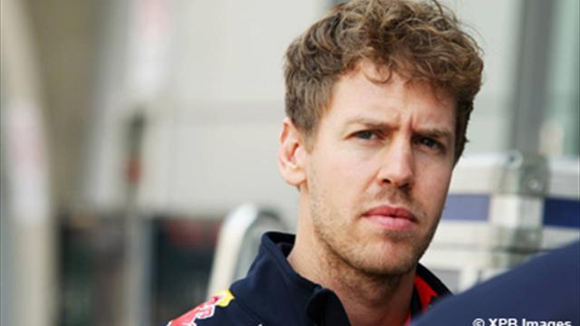"Vettel : ""Webber ne méritait pas de gagner"""