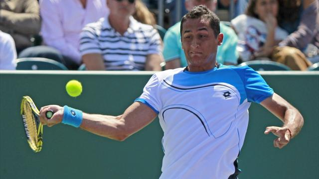 I didn't come here for the money, says injured Almagro