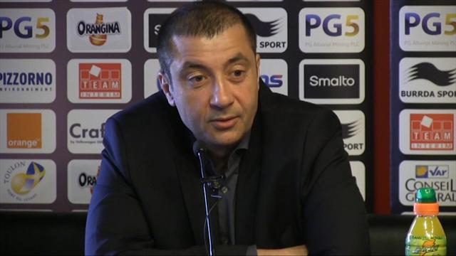 """Boudjellal: """"Clermont ne vient pas à Marseille pour danser le Mia"""""""