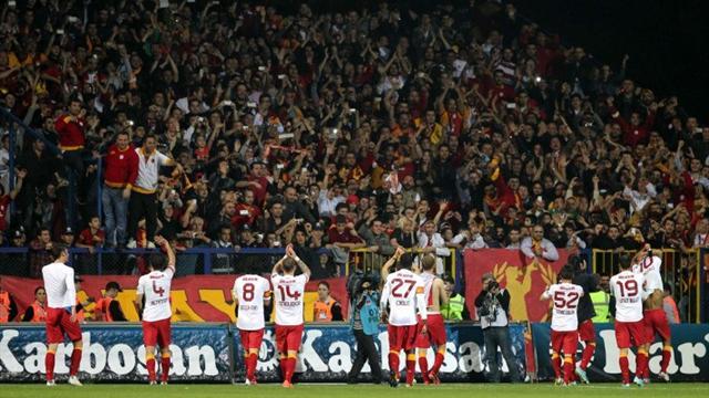 Karabükspor - Galatasaray / ÖZET