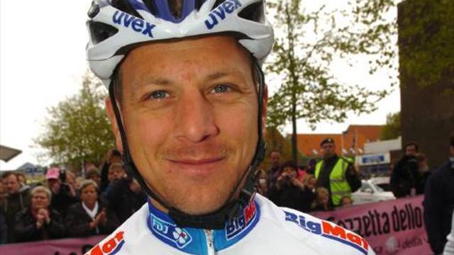 Mourey triumphs in Tro-Bro Leon
